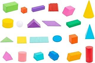Solid geometric model,kindergarten children Shape recognition teaching aids,Montessori Classrooms Shape math educational toy