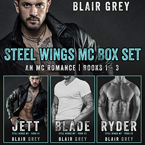 Steel Wings MC Box Set #1 Titelbild