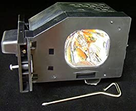 Panasonic PT-52LCX35 TV Assembly Cage with Projector bulb