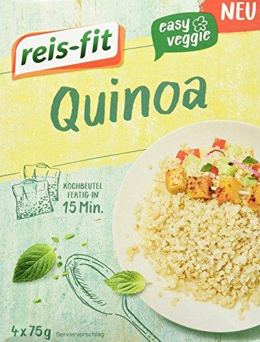reis-fit Quinoa, im Kochbeutel, 300 g