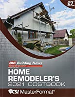 BNI Building News Home Remodeler's Costbook 2021 (Home Builder's Costbook)
