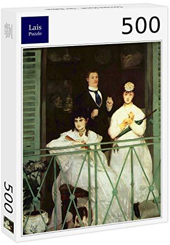 Lais Puzzle Edouard Manet - Il Balcone 500 Pezzi