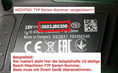 BOSCH 2609005260 Motor zu PSR 10,8-2 Li Antriebsmotor, Gleichstrommotor 1607022616 - TYP Nr. Vergleichen !!