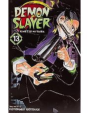 Demon Slayer: Kimetsu no Yaiba, Vol. 13 (13)