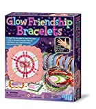 4M- Glow Friendship Bracelets Bisuteria, Color (Mixed in The Dark) (00-04662)