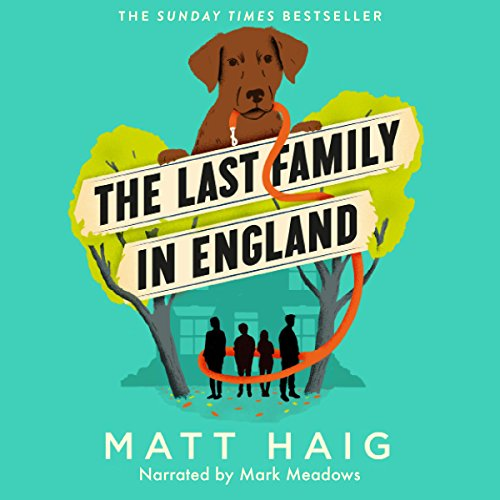 The Last Family in England cover art