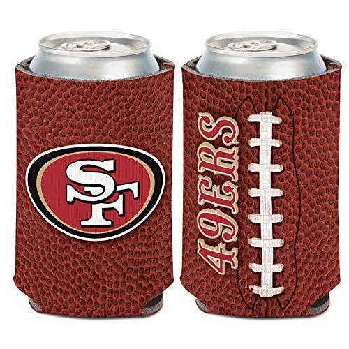 San Francisco 49ers NFL Can Cooler Dosenkühlung Flaschenkühlung aus Neopren