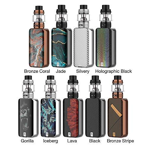 Vaporesso Luxe 220W Touch Screen Box TC MOD Touch Screen sigaretta elettronica, Nessuna batteria, No e liquido, No nicotina (Bronze)