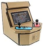 Nyko PixelQuest Arcade Kit - Constructible Arcade Kit with Customizable Pixel Art Sticker Kit a…