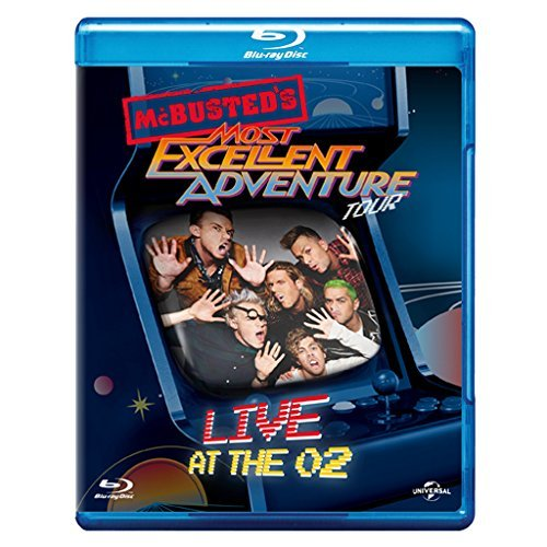 Mcbusted - Mcbusted: Most Excellent Adventure Tour - Live At The O2 [Edizione: Regno Unito] [Reino Unido] [DVD]