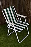 Hamble Redwood BB-FC110 Folding Camp Chair