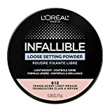 Best Loose Face Powders - L'Oreal Paris Infallible Tinted Loose Setting Powders, Matte Review