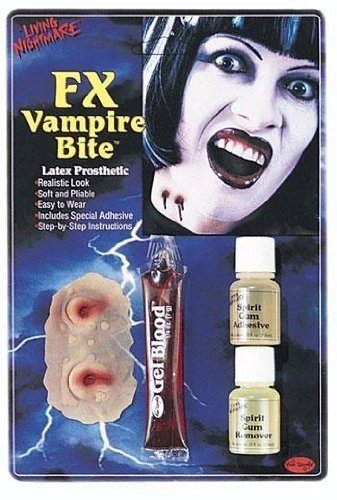 Horror-Shop Vampirbiss Make Up Kit