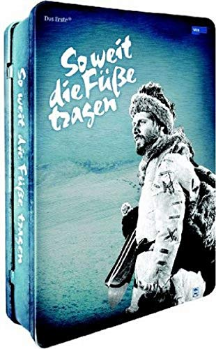 So weit die Füße tragen - Metallbox (4 DVDs)