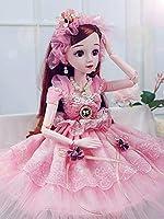 60センチの大きいサイズの人形セットの女の子のお姫様シミュレーション精緻な子供のおもちゃ