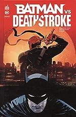 Batman vs Deathstroke de Carlo Pagulayan