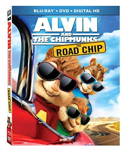 Alvin and the Chipmunks: The Road Chip [Blu-ray]