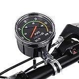 HaiQianXin Mechanical Bicycle Computer Bike Speedometer Odometer Cycling Stopwatch Cyclocomputer