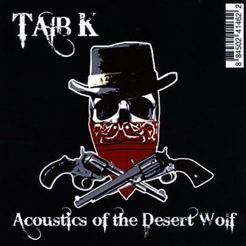 ACOUSTICS OF THE DESERT WOLF