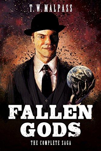 Download Fallen Gods: The Complete Saga (Fallen Gods Saga) (English Edition) B00Y1RZJ6I