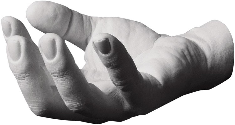 Areaware HARGR Grab Hand Hook