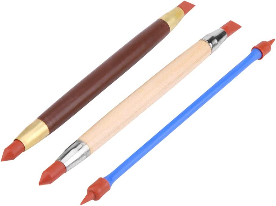 Nippon regular agency Sculpture Moulding Pen Max 81% OFF Double-end Silicone C Head Sculpting Clay