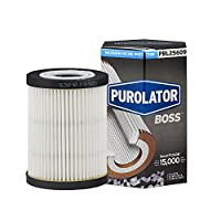 Purolator PBL25609 PurolatorBOSS プレミアムオイルフィルター single filter ブラック PBL25609
