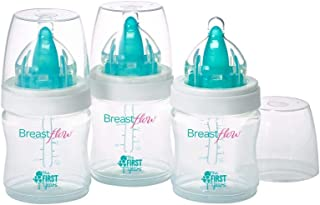The First Years Breastflow 5 oz. Bottle (3-pack)