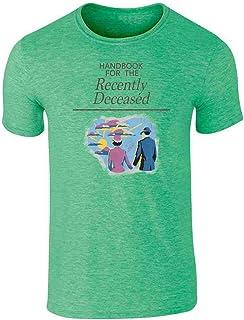 Pop Threads Handbook for The Recently Deceased Halloween Short Sleeve T-Shirt