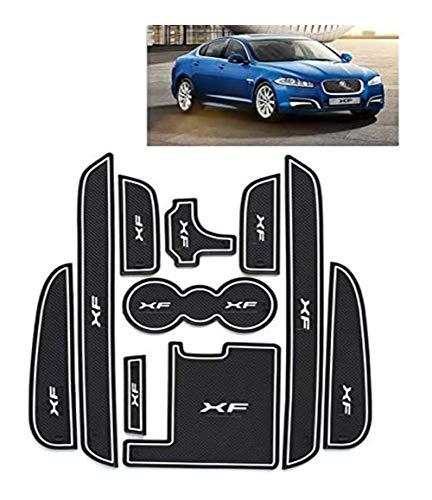 Slot de puerta de coche Pad Anti-polvo Copa Interior esteras de goma...