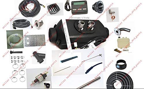 Find Discount Plаnаr Diesel air Heater 2 kW/7,000 BTU/hr 12volt Yacht kit