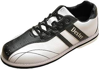 (デクスター) ボウリングシューズ Ds38 ホワイト・ブラック 【ボーリング シューズ】
