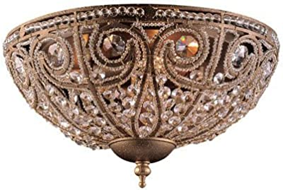 Amazon.com: Bidwell Lighting Flume II - Lámpara de techo ...