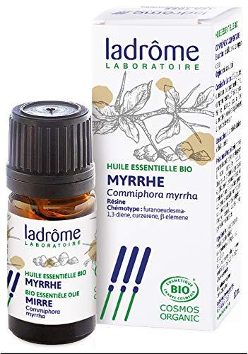Ladrôme Huile Essentielle Myrrhe (Commiphora myrrha) Bio 5 ml