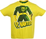 FC Nantes - Tee Shirt Enfant - Tee Shirt 100% coton mixte collection officielle FC Nantes - T-shirt unisexe pour le sport