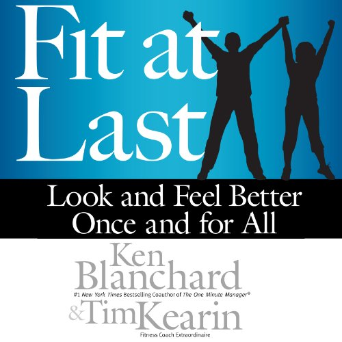 Fit at Last audiobook cover art