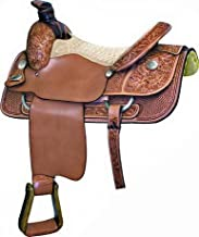Billy Cook Classic Half Breed Saddle