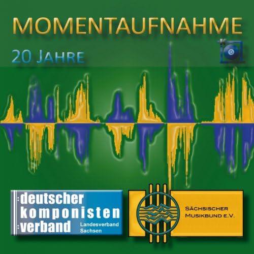 Jugendmusikgruppe Michael Praetorius Leipzig, Uta Mücksch & Matthias Bräutigam