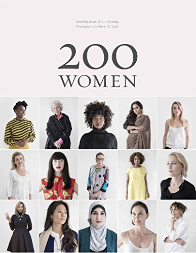 200 Women: Who Will Change The Way You See The World (English Edition)
