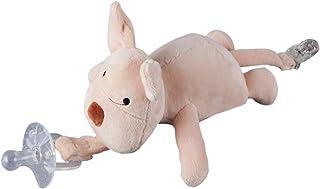 Amazon.es: cerdo - Chupetes y mordedores: Bebé