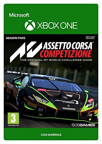 Assetto Corsa Competizione (Season Pass)  Xbox One – Code jeu à télécharger