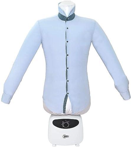 Sécheur Repasseur Dry Magic, 2-en-1 : sèche et repasse, Mannequin à air Chaud, Plus Besoin de Repasser Les Chemises -...