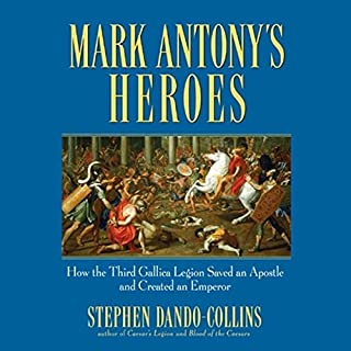 Mark Antony's Heroes cover art