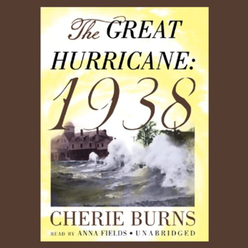 The Great Hurricane audiobook cover art