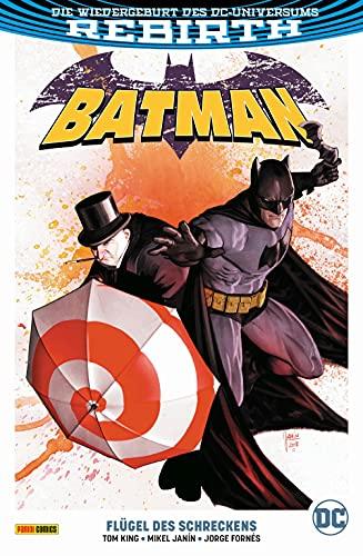 Batman: Bd. 9 (2. Serie): Flügel des Schreckens