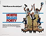 North Dallas Forty - Nick NOLTE – Film Poster Plakat