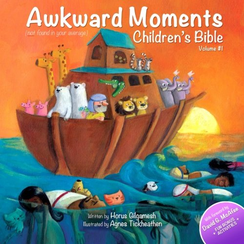 Awkward Moments (Not Found in Your Average) Children's Bible: 1