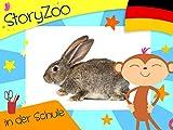 StoryZoo in der Schule - Bauernhoftiere