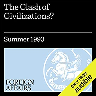 The Clash of Civilizations? cover art