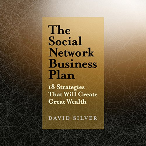 The Social Network Business Plan audiobook cover art